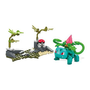 Mega Construx Pokemon Ivysaur Buildable Figure