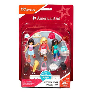 Mega Bloks American Girl Downtown Style Collection