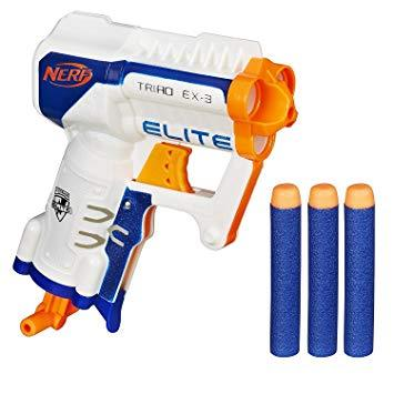 Hasbro Nerf Elite Triad