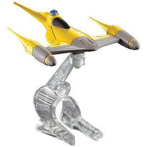 Hot Wheels Star Wars Naboo N-1 Starfighter Starship