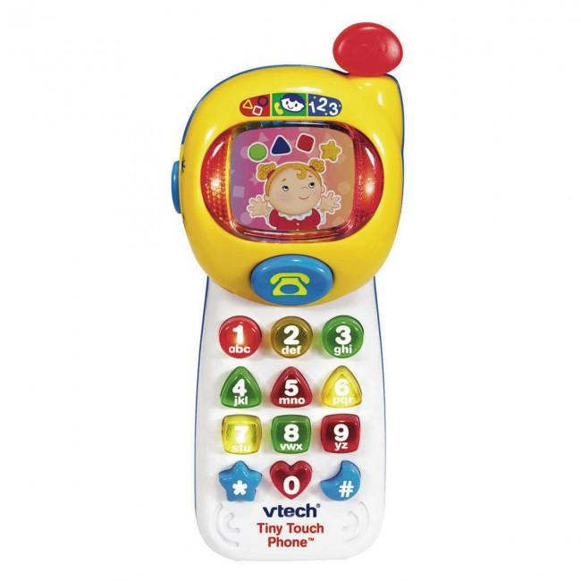 Vtech Baby Tiny Touch Remote