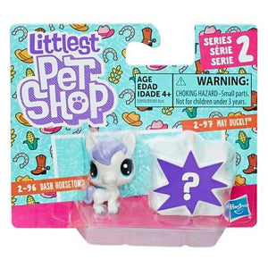 Littlest Pet Shop Dash Horseton and May Duckly