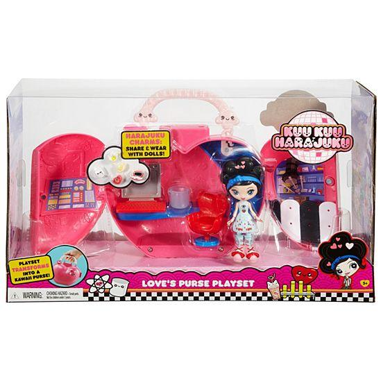 Kuu Kuu Harajuku Love's Purse Playset