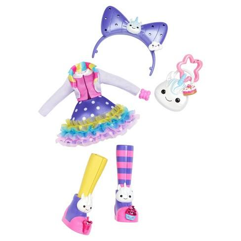 Kuu Kuu Harajuku Rainbow Unicorn Fashion Pack