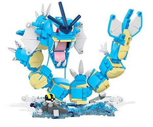 Mega Construx Pokemon Gyarados Buildable Figure