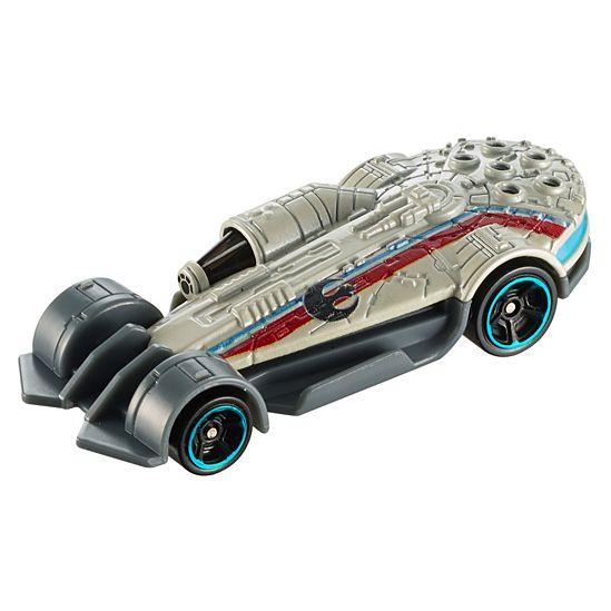 Hot Wheels Star Wars Millennium Falcon Carship Vehicle