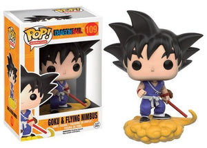 Funko Pop! Dragon Ball Z: Goku and Flying Nimbus