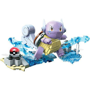 Mega Construx Pokemon Wartortle Buildable Figure