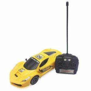 Pedal R/C Eternal Warrior Air Knife Dual Mode Toy Car