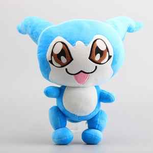 High Quality 1 Piece Digimon Adventure Chibimon Plush Toy Big Size Soft Dolls Stuffed Animals