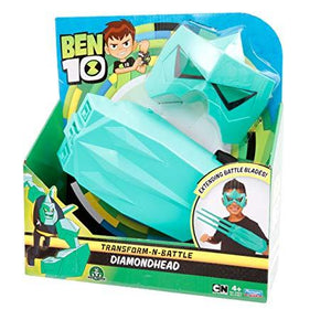 Ben 10 Transform-N-Battle Diamond Head Set
