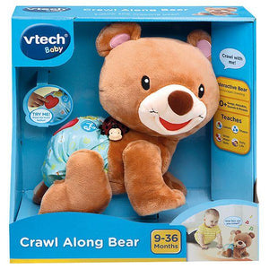 Vtech Crawl Along Bear Toy