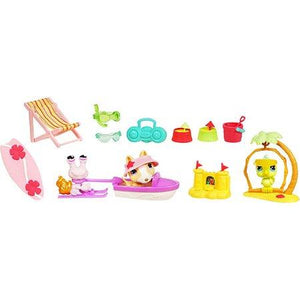 Littlest Pet Shop Tropical Treasures