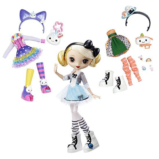 Kuu Kuu Harajuku G Fashion Doll with Fashions Gift Set