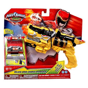 Power Rangers Dino Super Charge - Deluxe Dino Charge Morpher