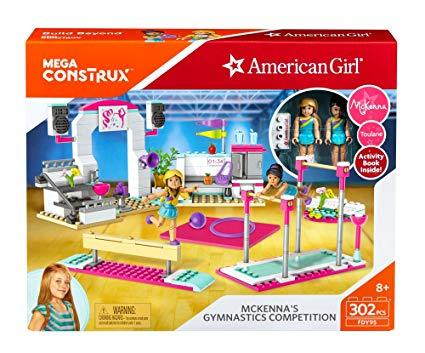 Mega Construx American Girl: McKenna's Gymnastics Competition
