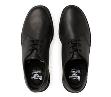 Load image into Gallery viewer, DR MARTENS | CAVENDISH 3-EYE SHOE BLACK