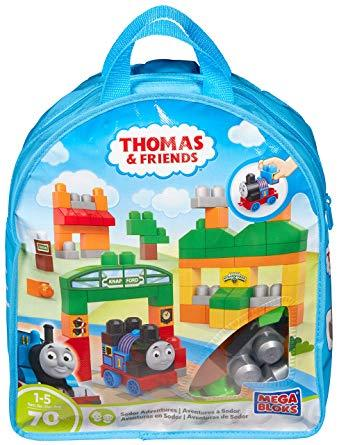 Thomas and Friends Megabloks Sodar Adventures