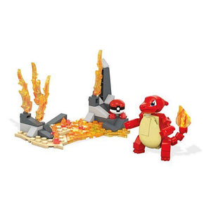 Mega Construx Pokemon Charmeleon Buildable Figure