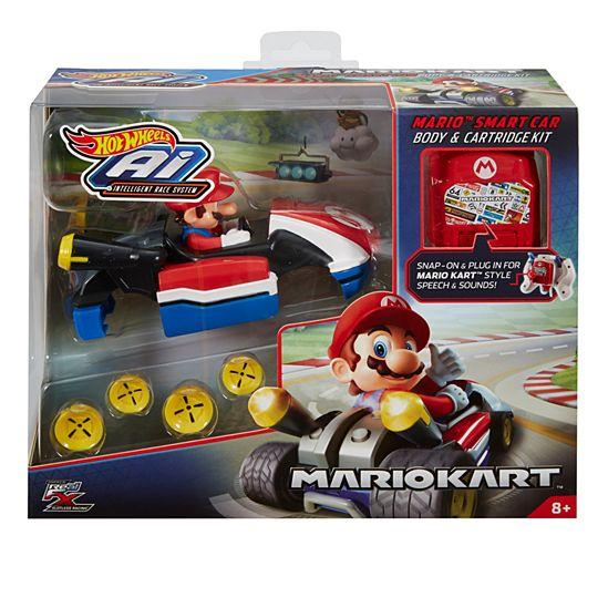 Hot Wheels Ai Mario Kart Mario Accessory