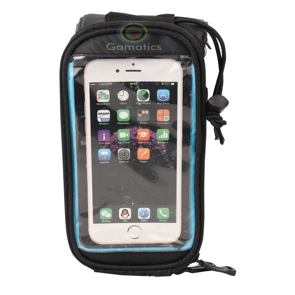 Roswheel Bicycle Frame Top Tube Smart Phone Bag