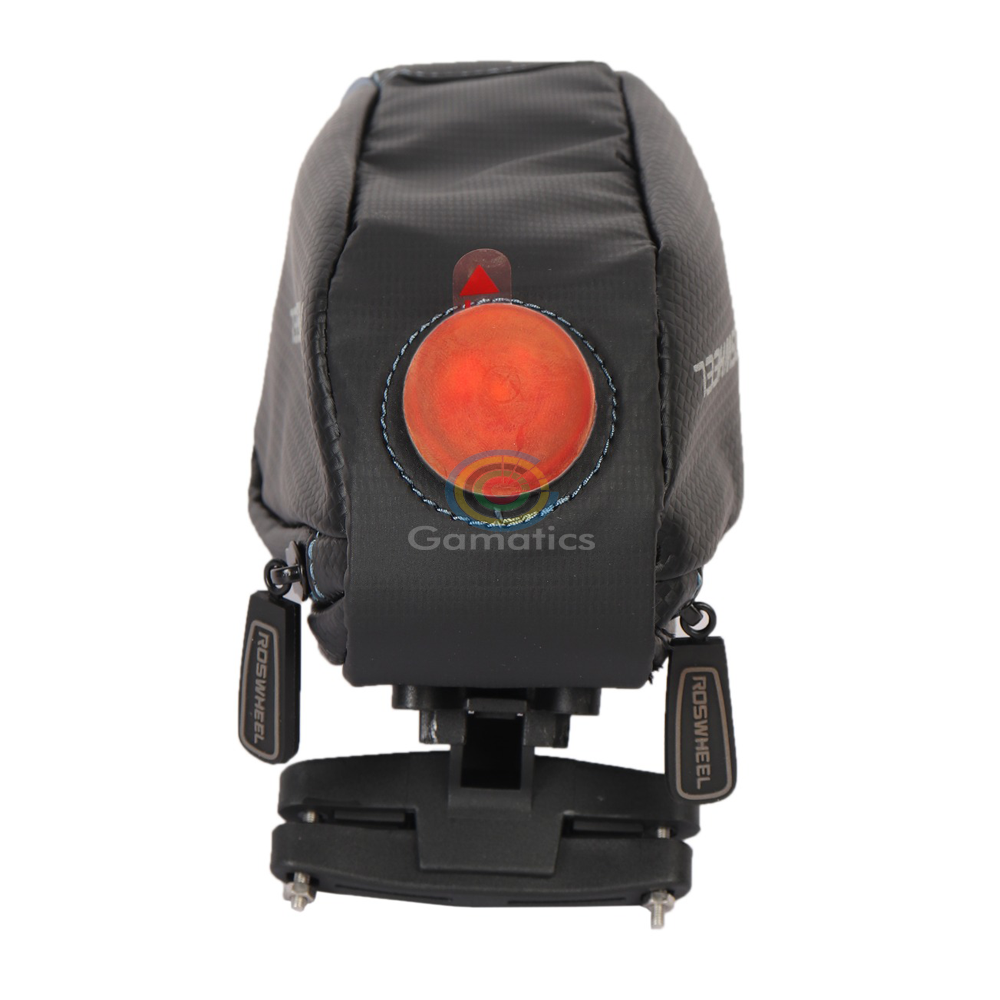 Roswheel Saddle Bag With Led