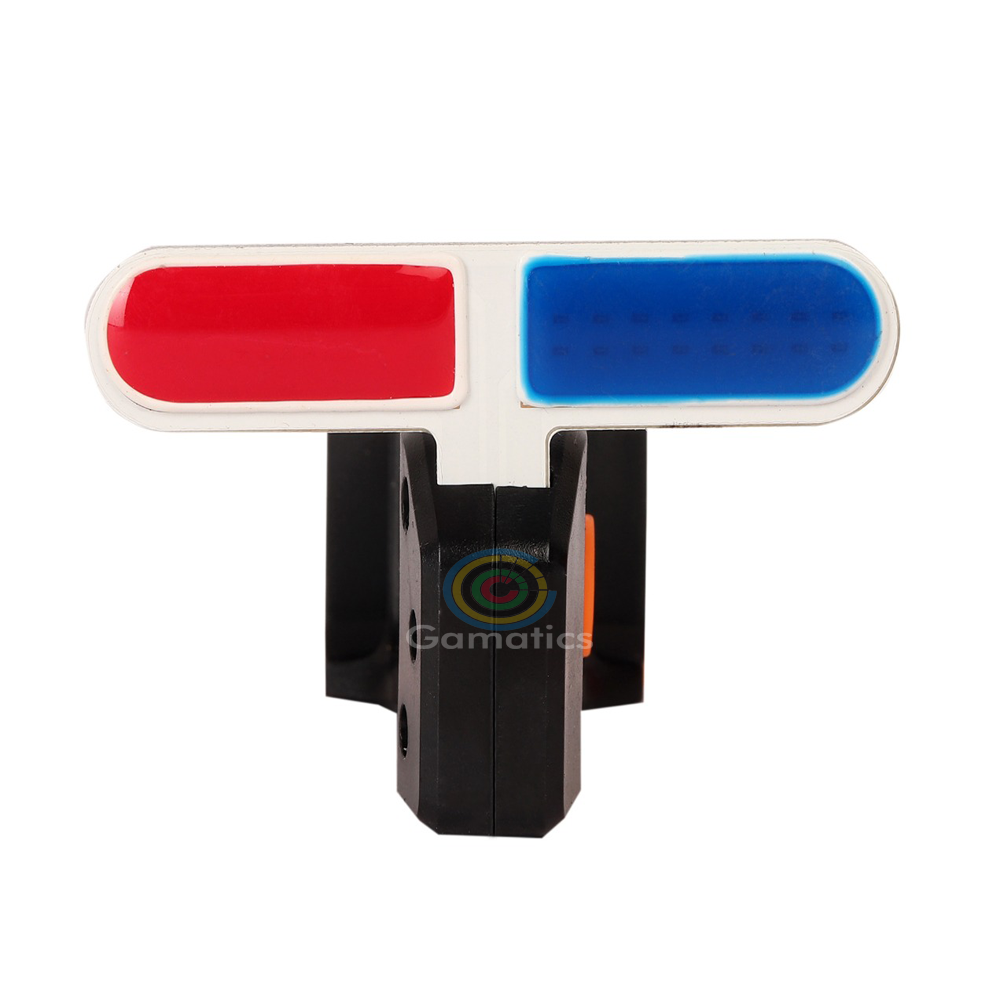 Roswheel  Police LED Red Blue Cycling Tail Light