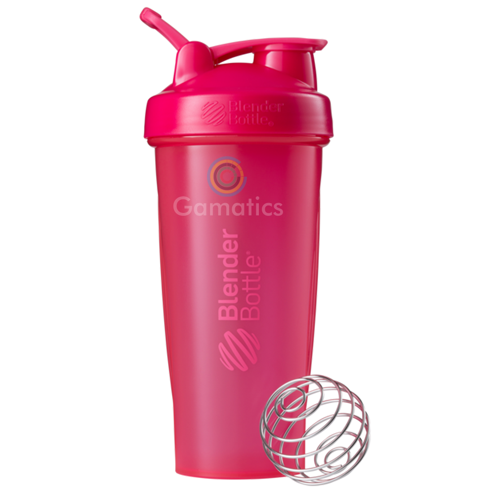 Blender Bottle Classic Loop Top plastic shaker bottle