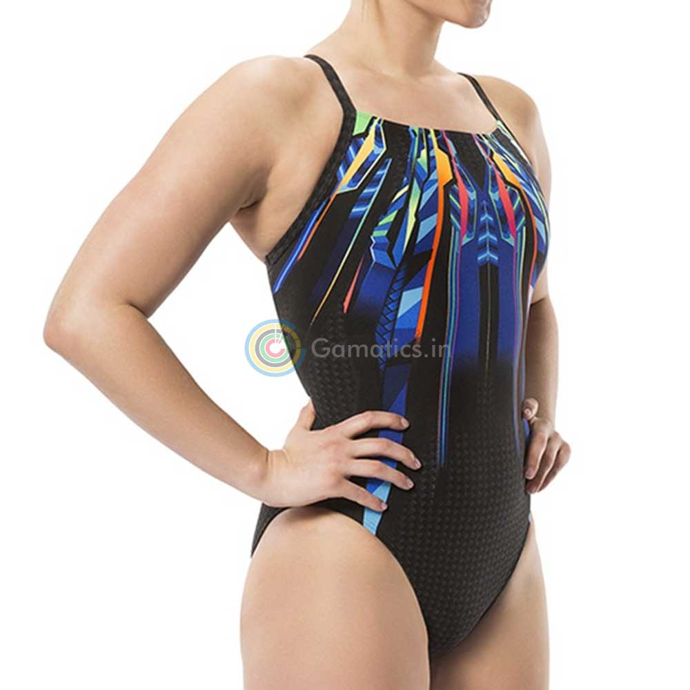 TYR Women's Durafast elite 300+ BRAVOS DiamondFit Swimsuit