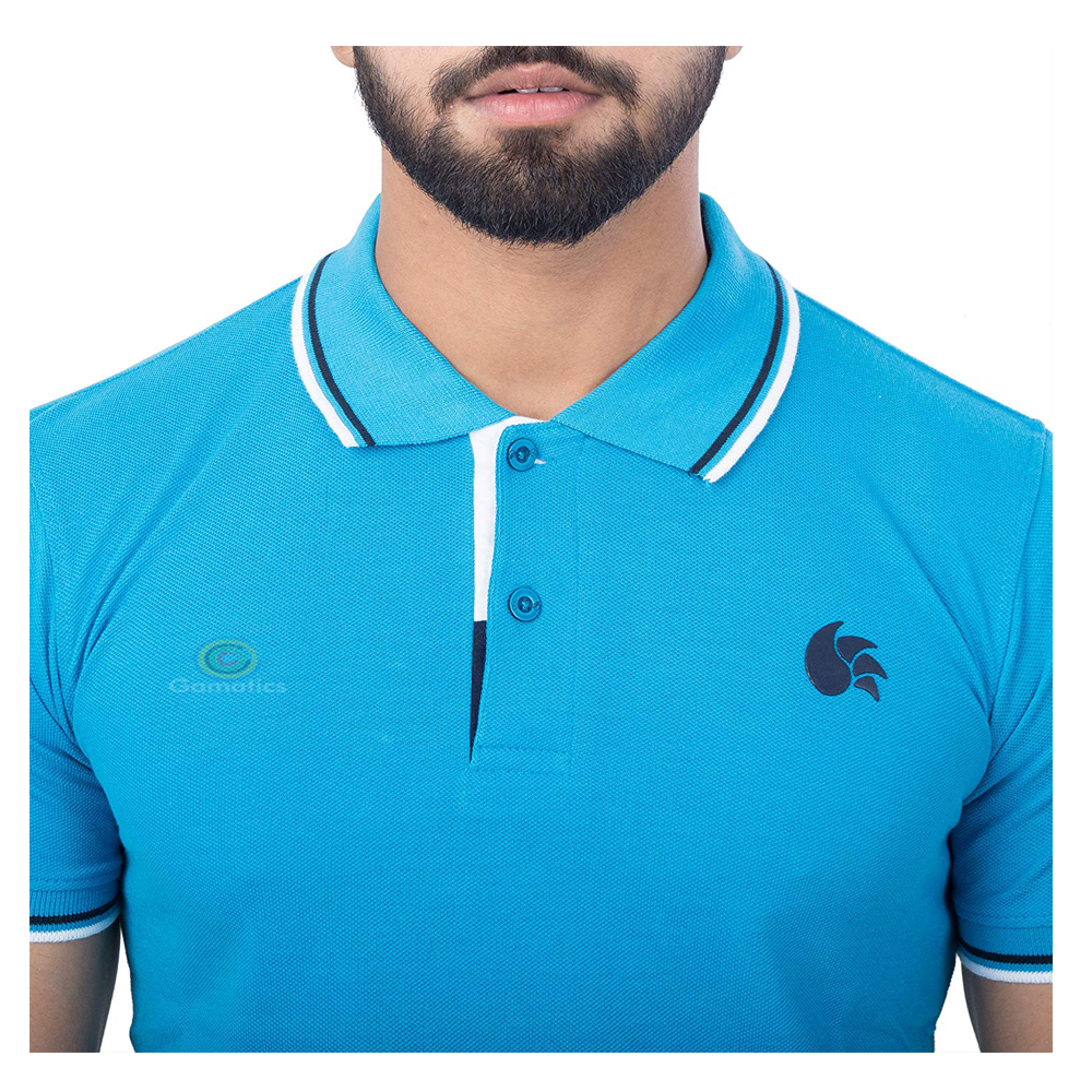 DSC Men's Half Sleeve Polo T-Shirt