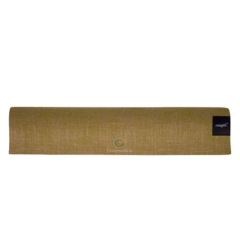 MAGFIT Jute Yoga Mat (5 mm)