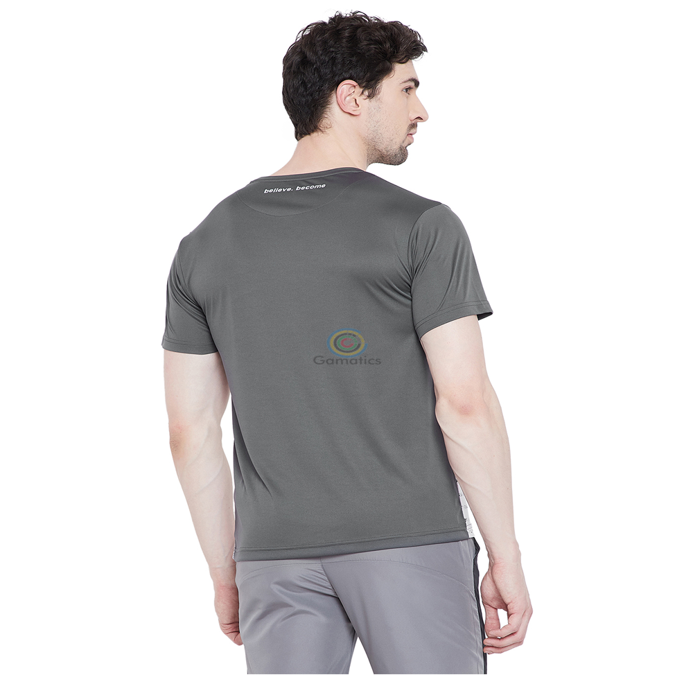 SG Round Neck Men's T-Shirt