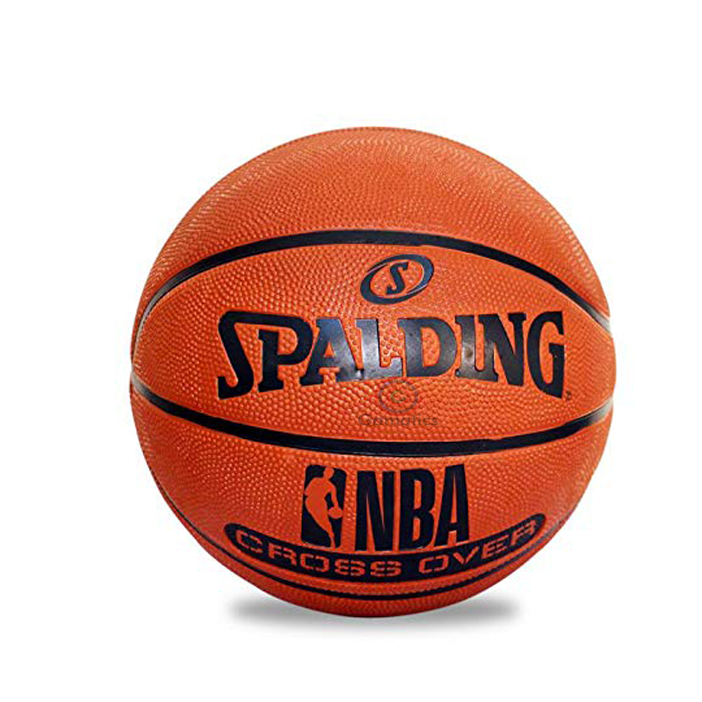 Spalding Crossover NBA Basketball (Size-6)