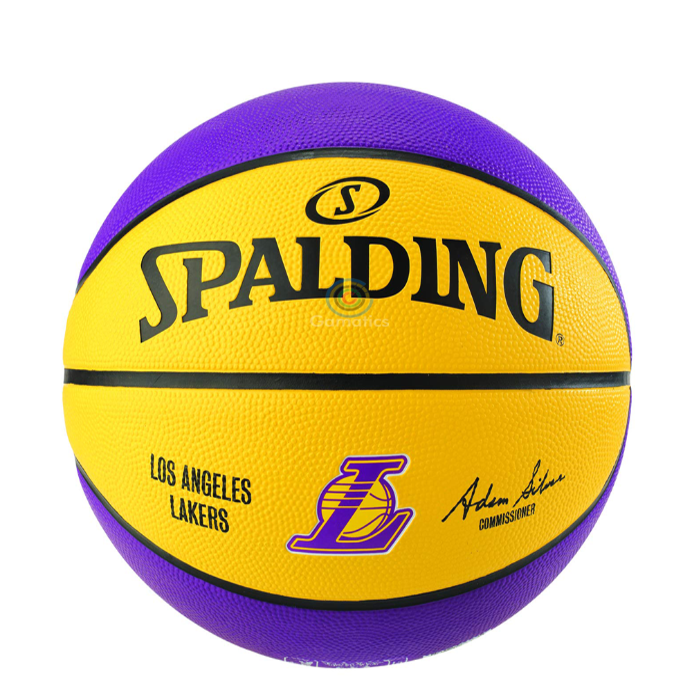 Spalding Basketball L.A Lakers NBA (Size 7)