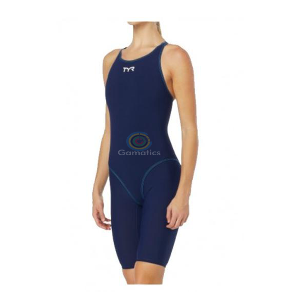 TYR Women's Thresher Open Back Swimsuit