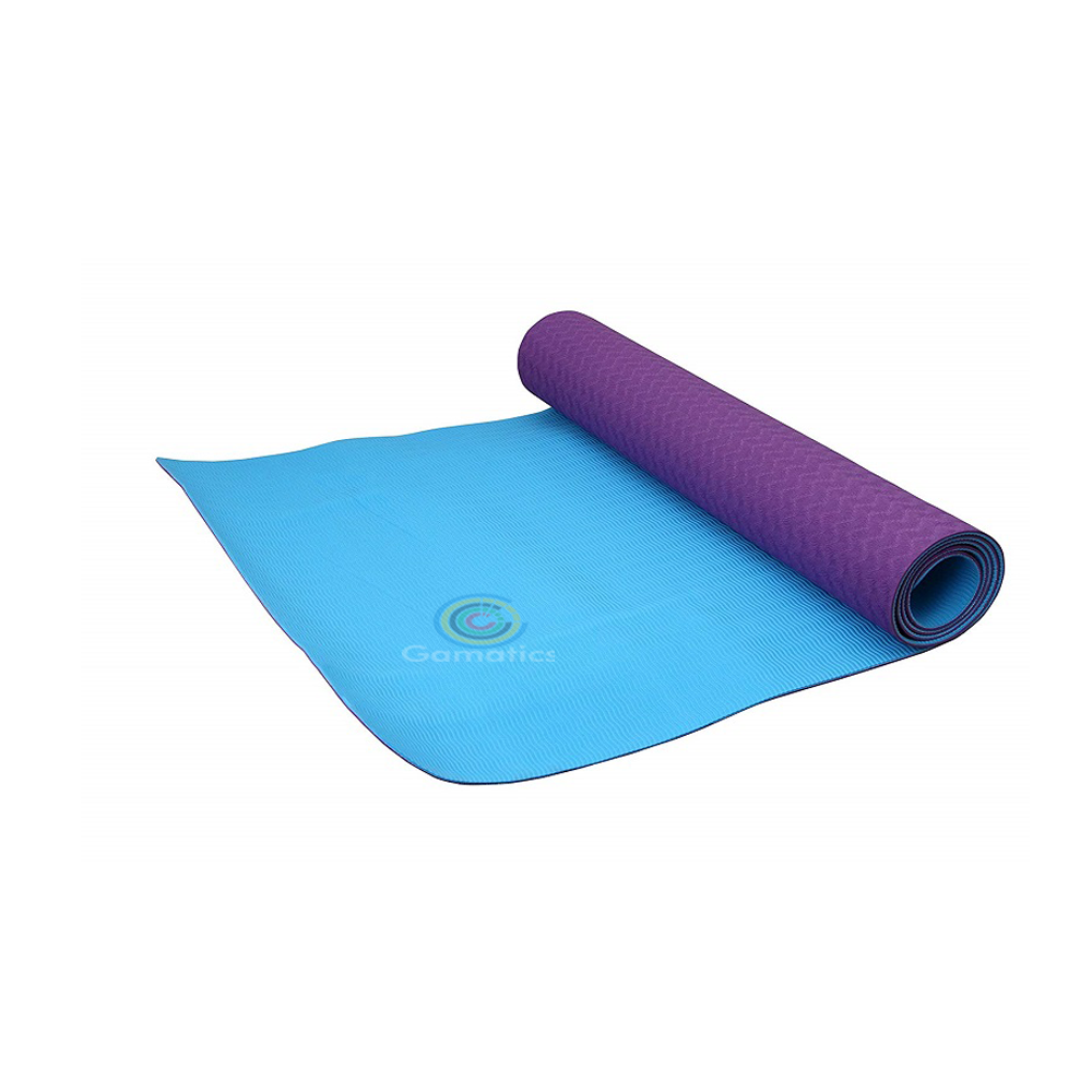 Nivia Yoga Mat TPE Two Layer