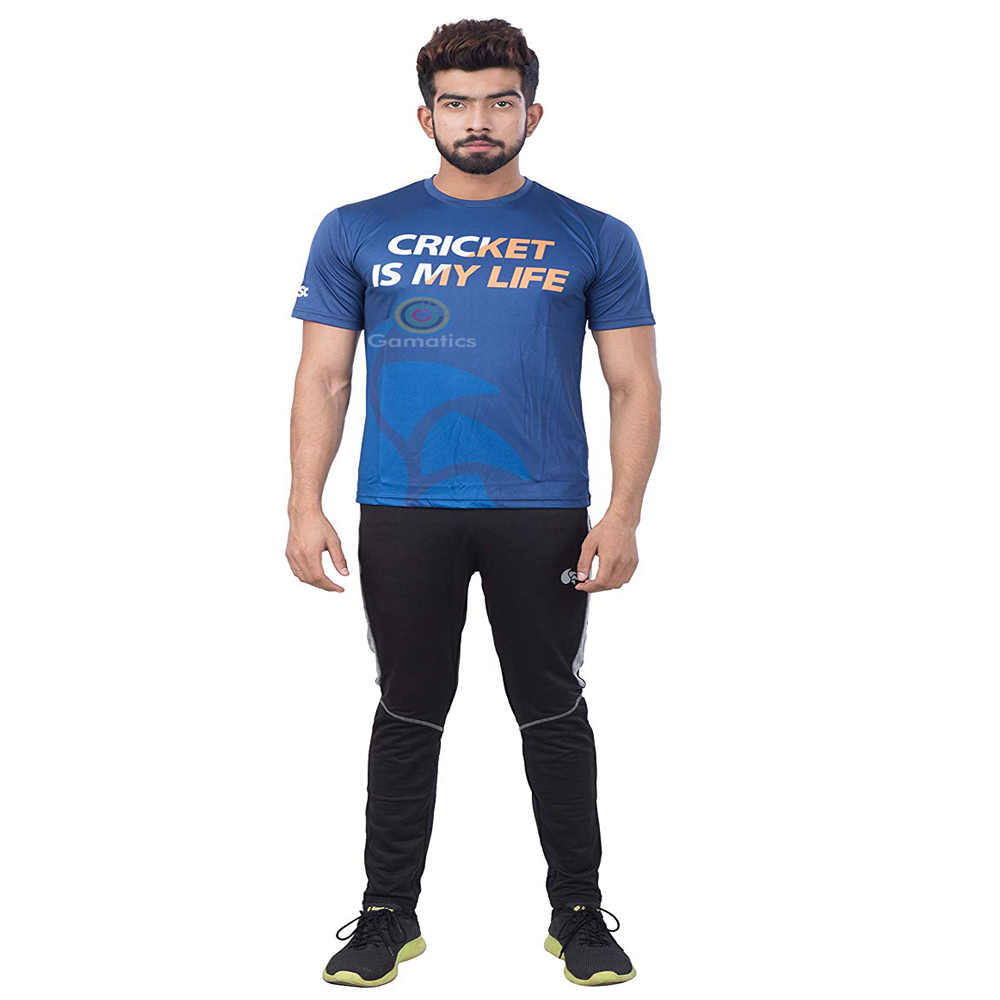DSC Men's T-Shirt (Round Neck)