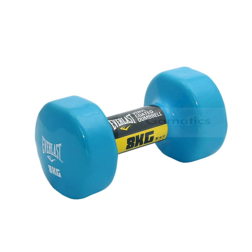 Everlast Vinyl Dipped Dumbbell