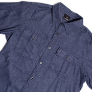 NOLAN MENS SOLID FLANNEL
