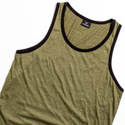 CREST HEATHERED TANK TOP