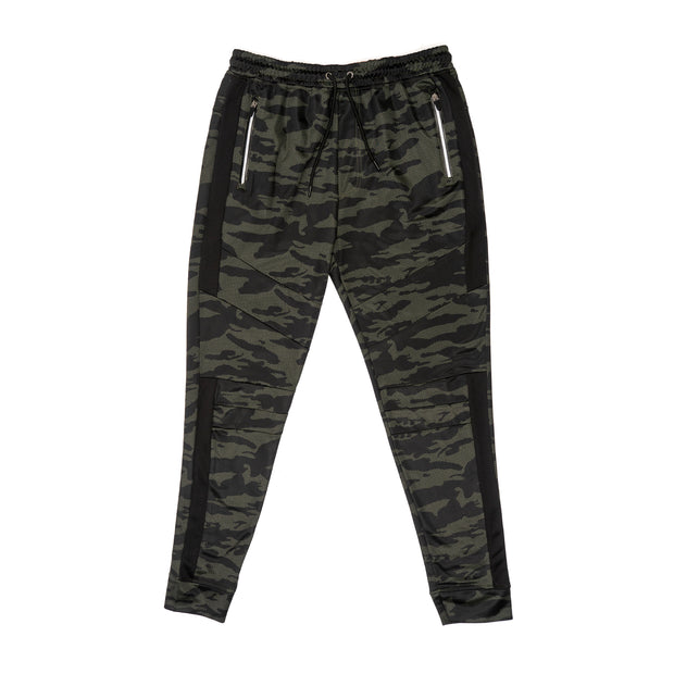 Burnside Camo Performance Joggers
