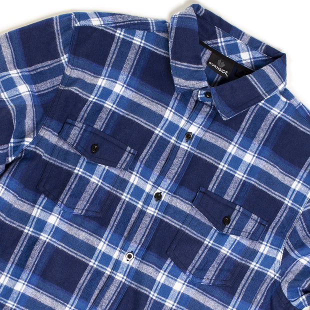 PERMAFROST MENS PLAID FLANNEL