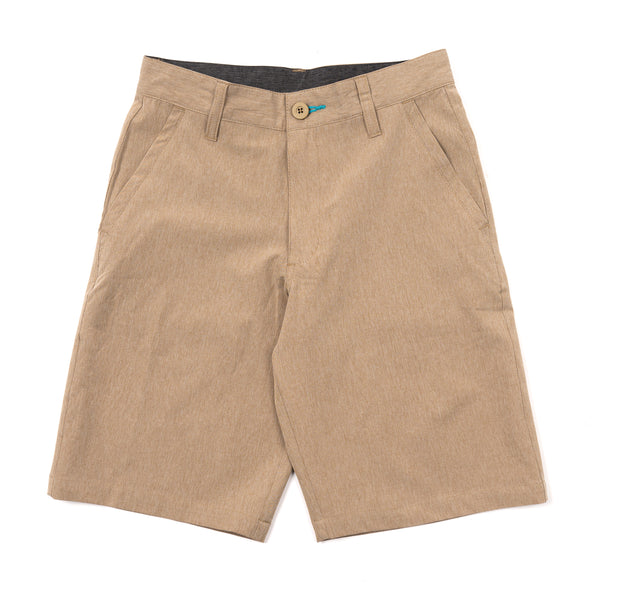 Burnside Solid Hybrid Short