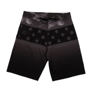 Burnside Black Star Boardshorts