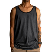 FORTITUDE HEATHER TANK