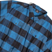 DRAUGHT MENS PLAID FLANNEL