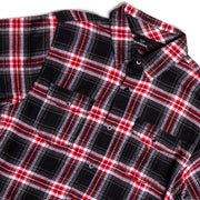 BASECAMP MENS PLAID FLANNEL