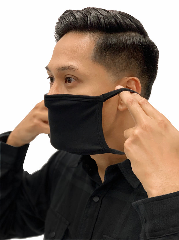 Burnside - Face Mask with Filter Pocket