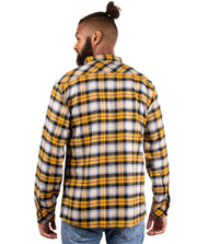YELLOWSTONE MENS PLAID FLANNEL