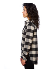 TREAD LADIES PLAID FLANNEL